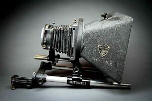 Mitchell Professional Matte Box with Rods and Brackets 16mm & 35mm Very Clean!