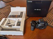Fuji FUJIFILM X-S10 Mirrorless Digital Camera (Body Only) Excellent!