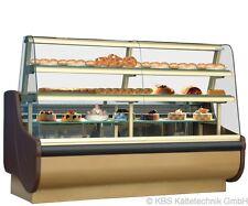 Kuchenvitrine Tortentheke Kuchentheke BAKE 1000 Backwaren-Kühltheke mit Garantie