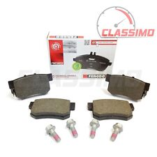 Ferodo Rear Brake Pads for HONDA CIVIC Mk 7 + INTEGRA DC2 DC5 + S2000 - 1998-09