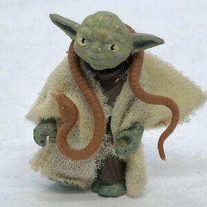 Star Wars Vintage Top Toys kenner License Argentina Yoda El Maestro Jedi Free SH