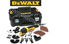 DeWALT 300W Oscillating MultiCutter Kit 240V Cutting Drywall, skirting and more