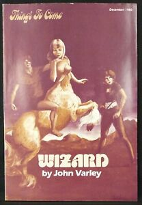 Things To Come Newsletter December 1980 Wizard by John Varley