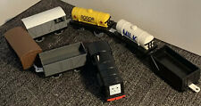 Tomy Trackmaster Thomas The Tank Engine Cargo Train Set DIESEL+ 6 Tankers Trucks