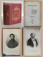 Sammelband Moderne Klassiker Frankl Freiligrath Schwab Sallet Humboldt 1852 xz