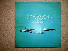 "THE MISSION - INTO THE BLUE 12"" la la sheldon mix  ps 1990 goth"