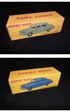 Dinky 172 Studebaker Land Cruiser Empty Repro Box Only