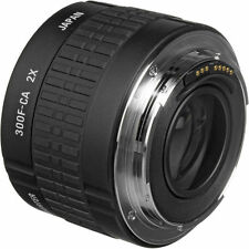 Genuine Tamron AF 2x Teleconverter for Nikon *VGC* + Warranty!!