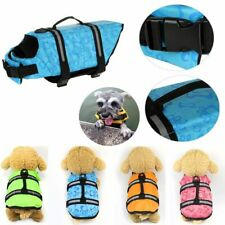 Puppy Surf Saver Coat Dog Life Jacket Pet Safety Clothes Swimming Preserver