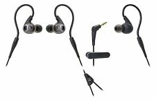 Official Audio Technica ATH-SPORT3 BK Black Japan F/S New