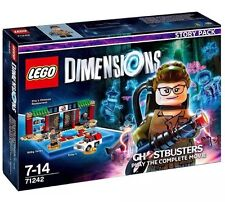 LEGO DIMENSIONS: Ghostbusters Story Pack [71242]  BRAND NEW In Box Free Shipping