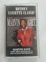 Every Great Motown Hit of Marvin Gaye by Marvin Gaye Cassette, 1990, Motown