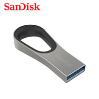SanDisk 128GB Ultra LOOP USB 3.0 Flash Pen Thumb Drive up to 130MB/s