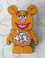 Fozzie Bear The Muppets Vinylmation Collectors Set Disney Pin 78301