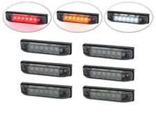 "4"" LED STOP + INDICATORI Luci di coda REVERSE Light PICK-UP 4X4 CAMPER VAN ROULOTTE"