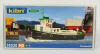 BNIB OO HO GAUGE KIBRI 38520 PUSHER / TUG BOAT KIT