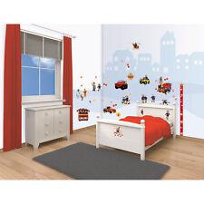 Walltastic Kit adesivi decorativi Sam il pompiere FIREMAN SAM 43213