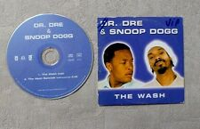 "CD AUDIO MUSIQUE / DR. DRE & SNOOP DOGG ""THE WASH"" 2T CD SINGLE 2002 CARDSLEEVE"