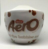 LARGE BUBBLE SHAPED NESTLE AERO MUG CUP KITCHENALIA ADVERTISING DRINKWARE