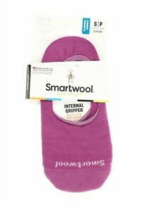 Smartwool 249346 Womens Hide and Seek No Show Sock Meadow Mauve Size Small