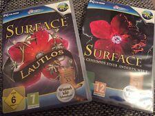 2x Wimmelbild Adventure - Surface - Big Fish PC Games
