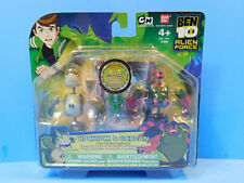 Ben 10 Alien Force Alien Creation Figure Set Upchuck & Gorvan New