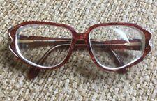 Vintage Rare Metzler 7272 53▫�14 130 Germany Eyeglasses Full Plastic Frame Euc!