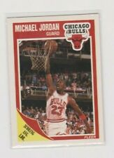 1989-90 Fleer #21 Michael Jordan. Bulls.