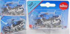 Siku Super 1047 BMW R1200 GS (Typ K50), ca. 1:33