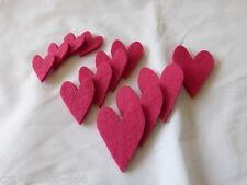 Glimmer Weiß Scrapbooking Herz Herzen Kartengestaltung Tischdeko Hochzeit Kommunion 8st