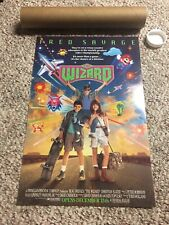 Zelda Breath of the Wild 2 sided RARE Midnight Launch poster 11 X 17