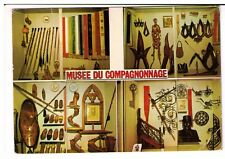 Postcard: Multiview - Musee du Compagnonnage