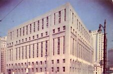 NEW FEDERAL BUILDING DETROIT, MI POST OFFICE OTHER FEDERAL OFFICES 1953