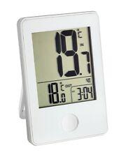 Thermometer Außentemperatur Aussen Innentemperatur TFA Dostmann POP weiß