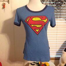 SUPERMAN RETURNS SHIRT SIZE X-SMALL