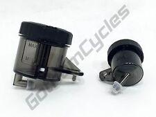 Ducati Brembo SMOKE Front Brake & Clutch Master Cylinder Reservoir Fluid Bottle