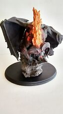 "Sideshow Weta Collectible ""Balrog Flame Of Udun""  Statue - The Lord Of The Rings"