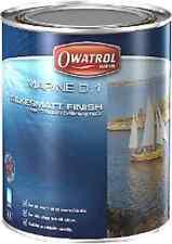 OWATROL Marine D1,Decksöl 1Liter-Lack Holz-Tiefenimptägnierung Neu Holzschutz