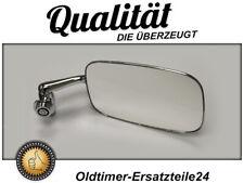 Rechter Chrom Außenspiegel Rückspiegel rechts für VW Käfer Cabrio Cabriolet