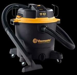 16 Gallon Wet Dry Vacuum Beast Cleaner Home Cleaning Appliance With Filters New