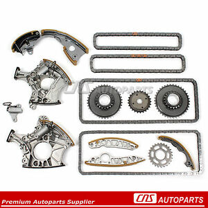 New Timing Chain Kit AUDI A4 A6 QUATTRO 3.2L V6 DOHC AUK BKH BPK BYU / 2.4L BDW