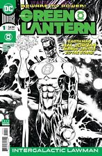 GREEN LANTERN #1 MIDNIGHT RELEASE SKETCH VARIANT GRANT MORRISON NEW 2018 COMIC