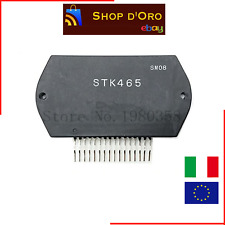 STK465 - STK 465 INTEGRATO POWER AMPLIFIER 2X30W 20KHZ