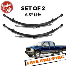 "Pro Comp 22610 Front 6.5"" Lifted Leaf Springs - 99-04 Ford F250 F350 - Set of 2"