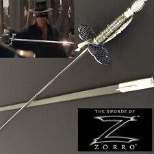 Zorro's Rapier Sword- Pre Order
