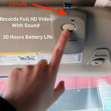 1080P Full HD Hidden Motion Detection Spy Nanny Camera Garage Door Opener Audio