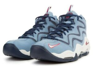 Nike Mens Air Pippen 1 Work Blue Trainers 325001 403 UK 8; 9