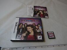 Victorious: Hollywood Arts Debut (Nintendo DS, 2011) Nickelodeon everyone NDS