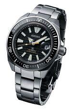 Seiko SRPE35 Prospex King Samurai 44mm Case Ceramic Bezel Black Dial Watch