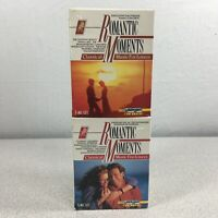 Romantic Moments Classical Music For Lovers Cassette Tapes Set 10 LaserLight New